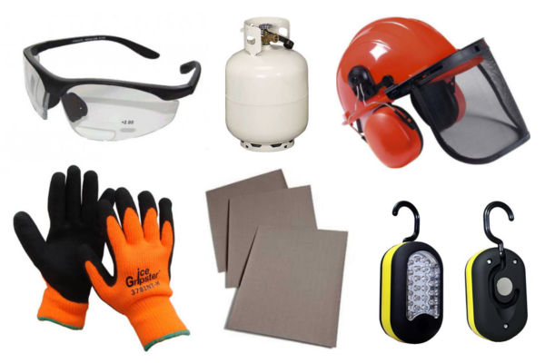 Contractor Supplies in the Western Chicago Metro Area