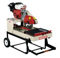 Rental store for 10  GAS BRICK SAW 4HP in Chicago IL