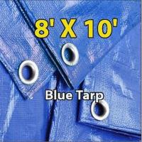 Rental store for 8X10 TARP- BLUE POLY in Chicago IL