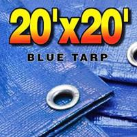 Rental store for 20X20 TARP-BLUE POLY in Chicago IL