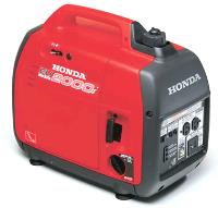 Rental store for 2000W HONDA QUIET GENERATOR in Chicago IL