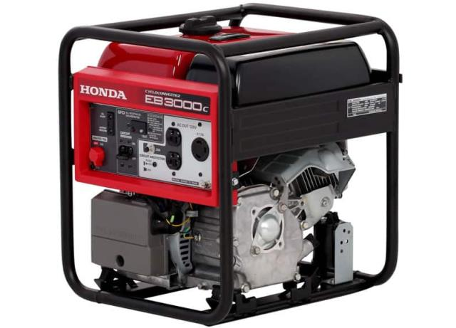 Where to find GENERATOR HONDA 3000W in Chicago