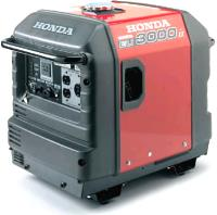 Rental store for 3000W HONDA QUIET GENERATOR in Chicago IL