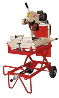 Rental store for ELECTRIC 14  BLOCKSAW in Chicago IL