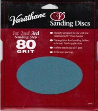 Rental store for EZV SANDING DISC SET 80 GRIT in Chicago IL