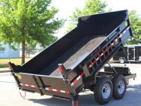 Rental store for DUMP TRAILER 2YD 6X10 in Chicago IL