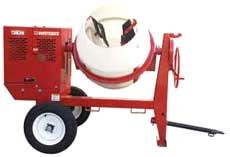 Where to find CONCRETE MIXER 9CU GAS in Chicago