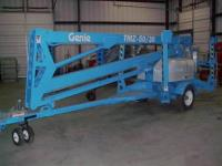 Rental store for BOOMLIFT-56 -TRAILER in Chicago IL