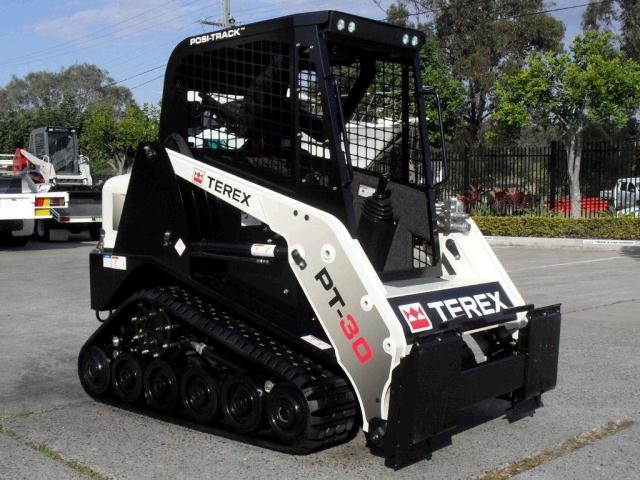 Where to find TEREX TRACK LOADER PT30 in Chicago