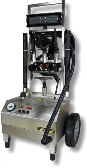 Where to find STEAM CLEANER  H D ELECTRIC in Chicago
