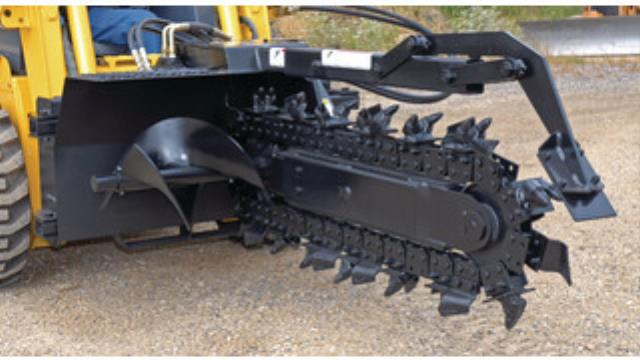 Where to find BOBCAT TRENCHER 8  WIDE 4 DEEP in Chicago