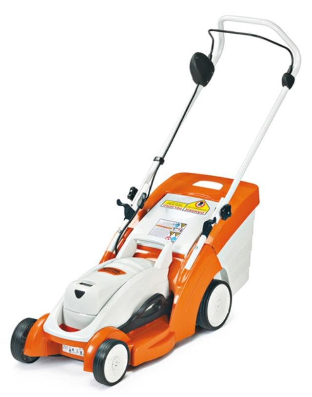 Where to find LAWN MOWER 14.5  BATTERY STIHL in Chicago