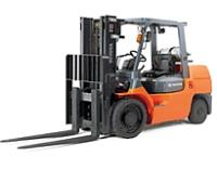Rental store for FORKLIFT 4500  LP in Chicago IL