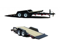 Rental store for 16  LOWBOY TILT TRAILER in Chicago IL