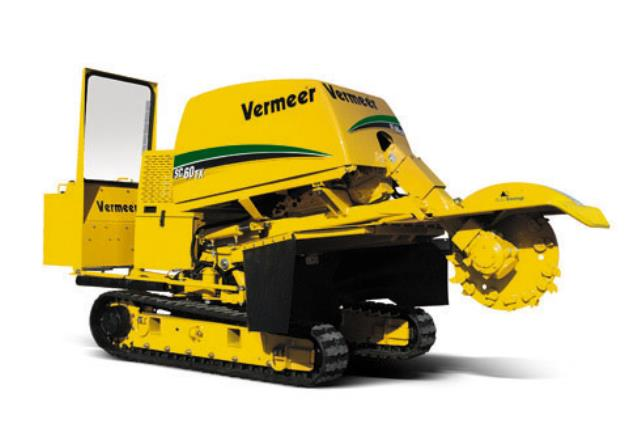Where to find STUMP GRIND S P 60hp TRACKDRIVE in Chicago