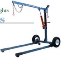 Where to rent ENGINE LIFT - TOW 1000 in Westmont IL
