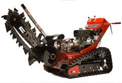 Trencher Rentals in Westmont, Downers Grove, Oak Brook, Hinsdale Illinois & Western Chicago
