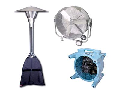 Rent your patio heater,air conditioner,air mover,air purifier,box fan,carpet fan, dehumidifier,electric heater,kerosene heater,lp heater,propane heater, natural gas heater,pedestal fan,turbo dryer,vent blower,val6,infrared heater,