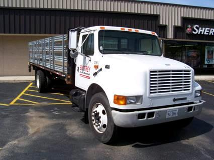 Rent  Stake Bed Trucks
