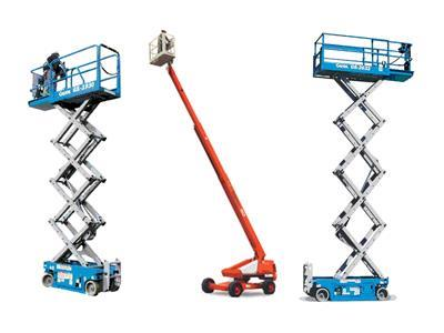 Aerial Lift Rentals in Westmont, Downers Grove, Oak Brook, Hinsdale Illinois & Western Chicago