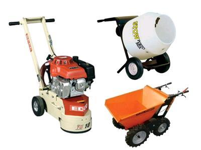 Concrete Equipment Rentals in Westmont, Downers Grove, Oak Brook, Hinsdale Illinois & Western Chicago