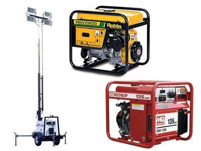 Generator & Welder Rentals in Westmont, Downers Grove, Oak Brook, Hinsdale Illinois & Western Chicago