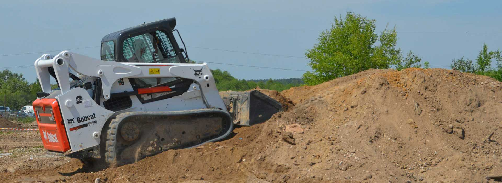 Rent Heavy Equipment in Westmont Illinois